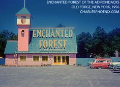 The Enchanted Forest, Old forge, NY