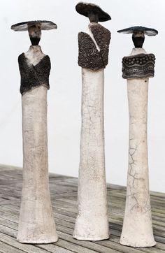 Most current Pic Ceramics Sculpture human Ideas Skulptur – Marie Richter – Bildhauer Raku – Skulpturen, Sculptures Céramiques, Art Sculpture, Pottery Sculpture, Ceramic Figures, Clay Figures, Ceramic Art, Raku Pottery, Pottery Courses, Pottery Store