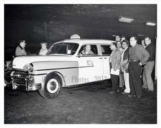 3377b902857d1 DeSoto Taxi Service Bronx NYC circa 1940s Bronx Nyc