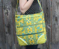 Sew Sweetness: Dot Dot Dash Bag