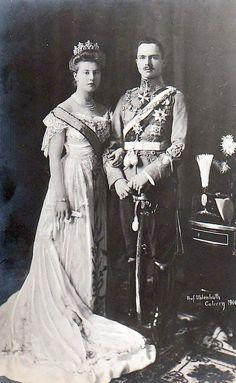 Charles and Viktoria Adelheid