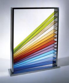 Harvey K. Littleton; Glass Spectrum, 1974
