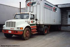 Freight Transport, Truck Transport, Vintage Trucks, Old Trucks, Twin Falls, Going Out Of Business, International Harvester, Classic Trucks, Semi Trucks
