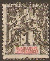 Guadeloupe 1892