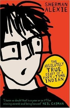 The Absolutely True Diary of a Part-Time Indian tells the story of Junior, a budding cartoonist growing up on the Spokane Indian Reservation. Determined to take his future into his own hands, Junior leaves his troubled school on the rez to attend an all-white farm town high school where the only other Indian is the school mascot. This is an attempt to break away from the life he thought he was destined to live.  See if it is available: http://www.library.cbhs.school.nz/oliver/libraryHome.do