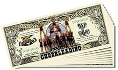 Cheerleading Million Dollar Bill - 25 Count with Bonus Clear Protector and Christopher Columbus Bill ** This is an Amazon Affiliate link. Be sure to check out this awesome product.