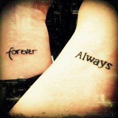 Couples tattoo