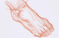 La figura esquelética Dibujo con Steve Huston Fall 2016 - Los mentores Arte…