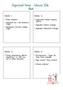 Checkliste fürs Badezimmer