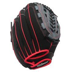 "Wilson Flash 11.5"" Youth Fastpitch Softball Glove"