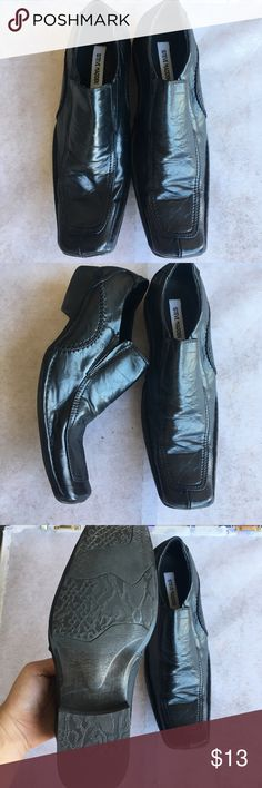 Steve Madden Men's Dress Shoes Steve Madden. Black. Size 9. Worn a handful of times. Steve Madden Shoes Loafers & Slip-Ons