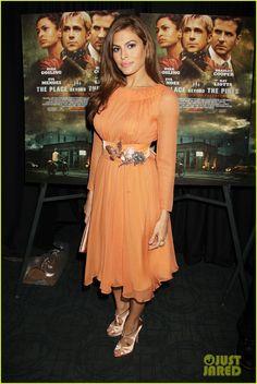 Eva Mendes: 'Place Beyond the Pines' Premiere!