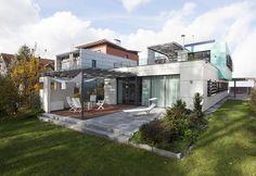 Una casa moderna con un detalle sorprendente (de Antonia Tapia)