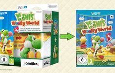 Yoshi's Woolly World Limited Edition alles in één. Wii U, Nintendo Wii, Yoshi's Woolly World, I Have A Dream, Om, Everything
