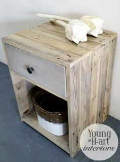 Young at H-art Side Table, Furniture, House, Table, Home, Interior, Interior Furniture, Interior Art, Home Decor