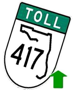 Florida has 657 miles of toll roads, more than any other State.