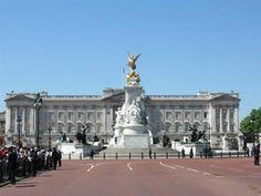 Londres : Buckingham palace