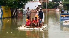 South Asia floods: India counts cost of severe monsoon season Northeast India, Al Jazeera, Extreme Weather, Monsoon, Seasons, Watch, Link, Youtube, Clock
