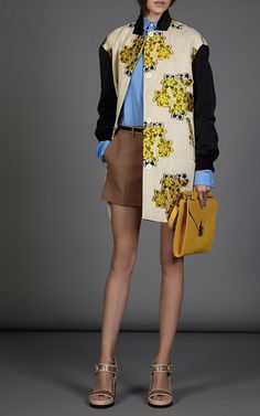 No.21 Resort 2015 Trunkshow Look 8 on Moda Operandi