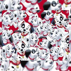 Party Ark's '101 Dalmatians Party Tablecover'