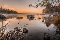 Dreamy Morning .....by Jyrki Salmi  Photo taken in Kotka, Finland