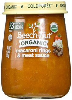 10 Count Beech-nut Classics Turkey Turkey Broth Baby Food Stage 1 From About Hard-Working