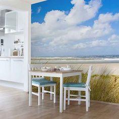 Lieblich Bilderwelten Vliestapete Premium Quadrat »An Der Nordseeküste«. Quadrat,  Tapeten