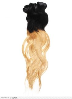 16 Inch Elegant Ombre Clip in Hair Extensions Two Tone…