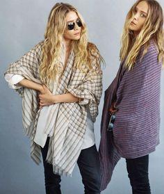 The Blanket Olsen Style