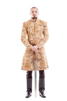 """Joffrey Baratheon"""" - Made to Order - FREE SHIPPING (USPS First Class Mail)  This costume is made in the style of Game of Thrones. This image of"""
