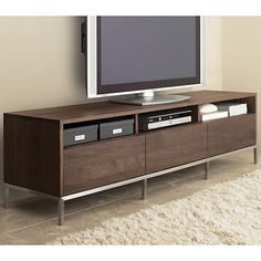 "Pearson 72"" Media Console in Media Stands, Consoles 