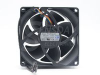 Free Shipping Brand New FOXCOON PVA092K12N 92*92*38 mm 9238 DC 12V 1.50A  106CFM strong air flow axial cooling fan