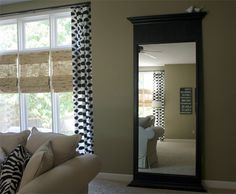 Before & After: Free Vanity Mirror Totally Transformed! — Crazy Wonderful