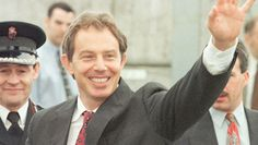 Tony Blair on Meeting Sinn Fein Leader Gerry Adams