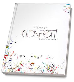 confetti theme? I heart this yearbook!