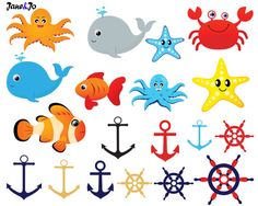 Sale ! 48 Nautical Clipart,Nautical Clip art,Sea digital clipart,anchors,lighthouse, whale,boat clipart,sailboat,Nautical Digital paper,Ocean clipart, * * * * * * * * * * * * * * * * * * * * * * BUY 2, GET 1 FREE! Purchase any 2 items and get a 3rd item of equal or lesser value free! Add