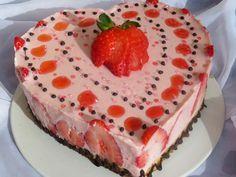 Tarta de fresa y yogurt con Thermomix Ana Sevilla