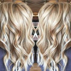 The Perfect Fall Hair Inspiration For Blondes! The Perfect Fall Hair Inspiration For Blondes! Hair Day, New Hair, Hair Color And Cut, Blonde Color, Neutral Blonde, Warm Blonde, Beige Blonde, Platinum Blonde, Blonde Balayage