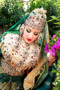 Moroccan bride Keywords: #weddings #jevelweddingplanning Follow Us: www.jevelweddingplanning.com  www.facebook.com/jevelweddingplanning/