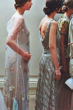 Backstage Valentino Haute Couture Winter 2011