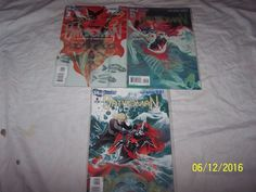 DC Comics New 52 Batwoman 1, 2, 3 Lot < Up for auction here is a lot of awesome New 52 Batwoman comic books published by DC Comics. I would say that a... #batwoman #comics