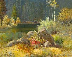 Autumn-at-Tony-Grove-24x30 (636x510, 550Kb)