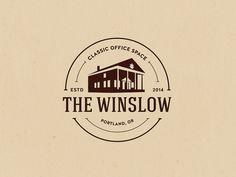 Vintage Circle Logo Design