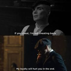 17 best quotes by Thomas Shelby...