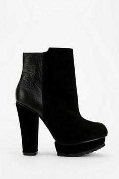 Sol Sana Jo Platform Ankle Boot #urbanoutfitters