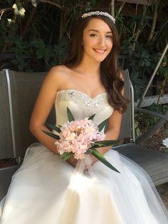 Wedding dressBridal dressIvory Wedding dress by KILIGDESIGN