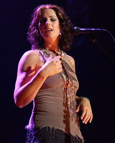 Sarah McLachlan was adopted at birth in Halifax, Nova Scotia....