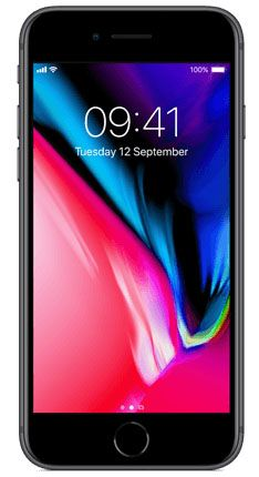 Apple iPhone 8 Plus Space Gray - Verizon AT&T T-Mobile Unlocked Smartphone 190198456090 Iphone 6 Plus Gris, Iphone 6 Noir, Iphone 7, Unlock Iphone, Apple Iphone, Smartphone, Tampons En Mousse, Contract Phones, Top Mobile Phones