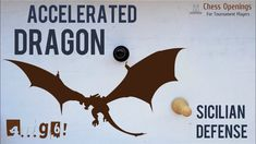The Accelerated Dragon ⎸Sicilian Defense Theory Sicilian, Chess, Theory, How To Become, Dragon, Writing, Gingham, Dragons, Being A Writer