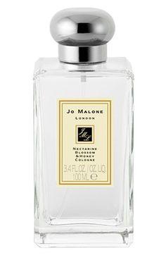 Gorgeous fragrance--light & feminine! Jo Malone London Nectarine Blossom & Honey Cologne @nordstrom.com.